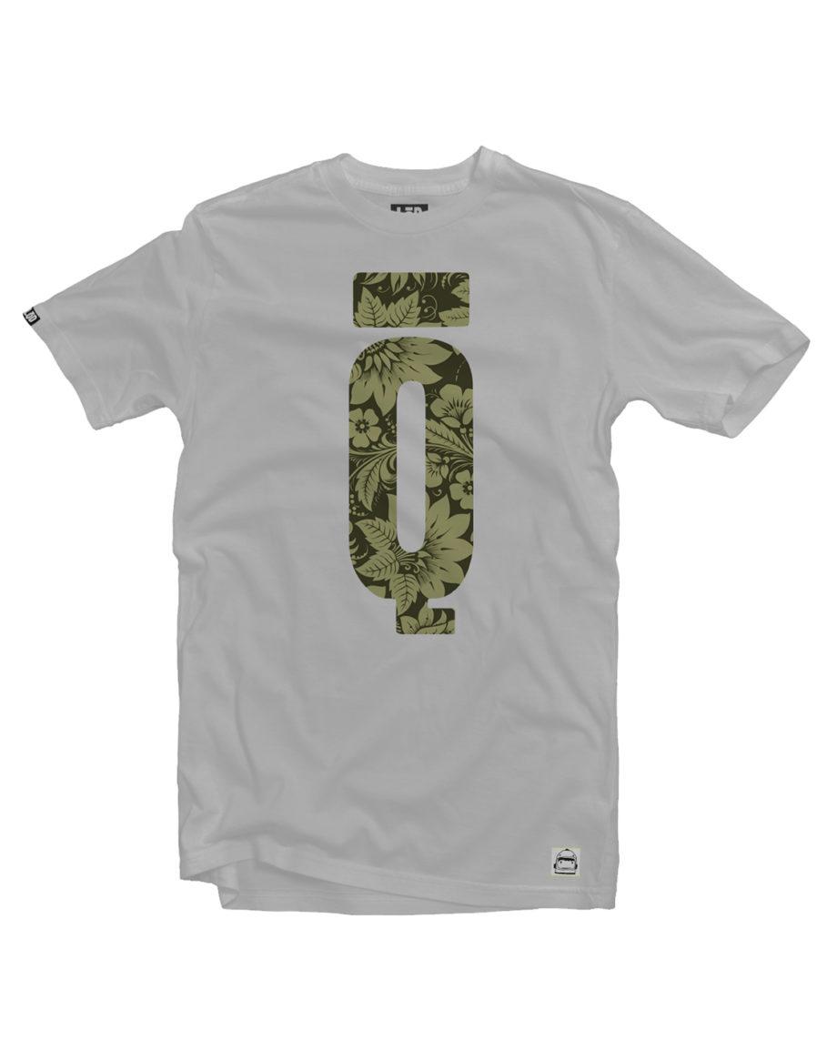 LQD BigQ Grey t shirt