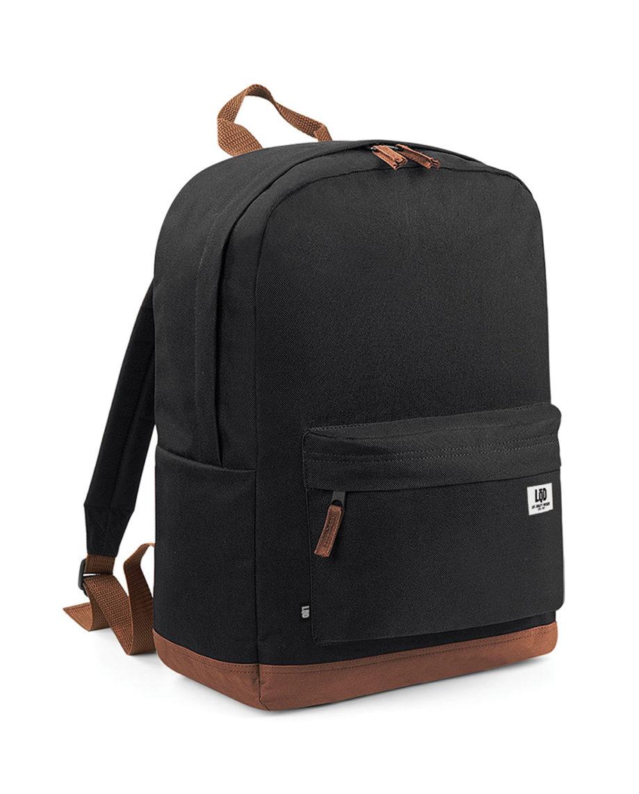LQD Campus Backpack black
