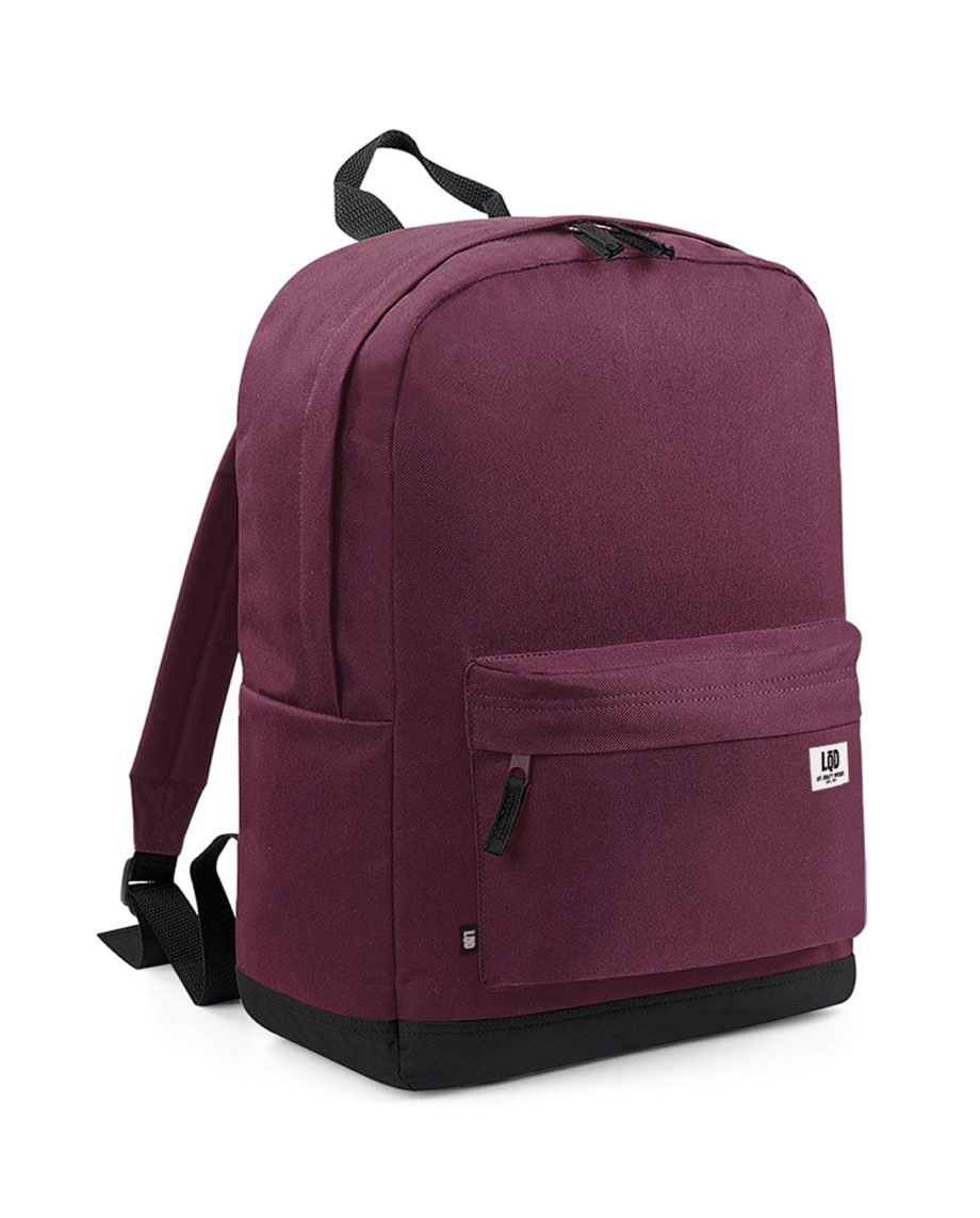 LQD Campus Backpack burgundy