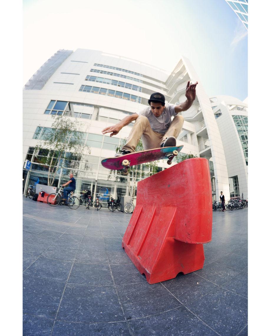 LQD Icecream Pink skateboard deck