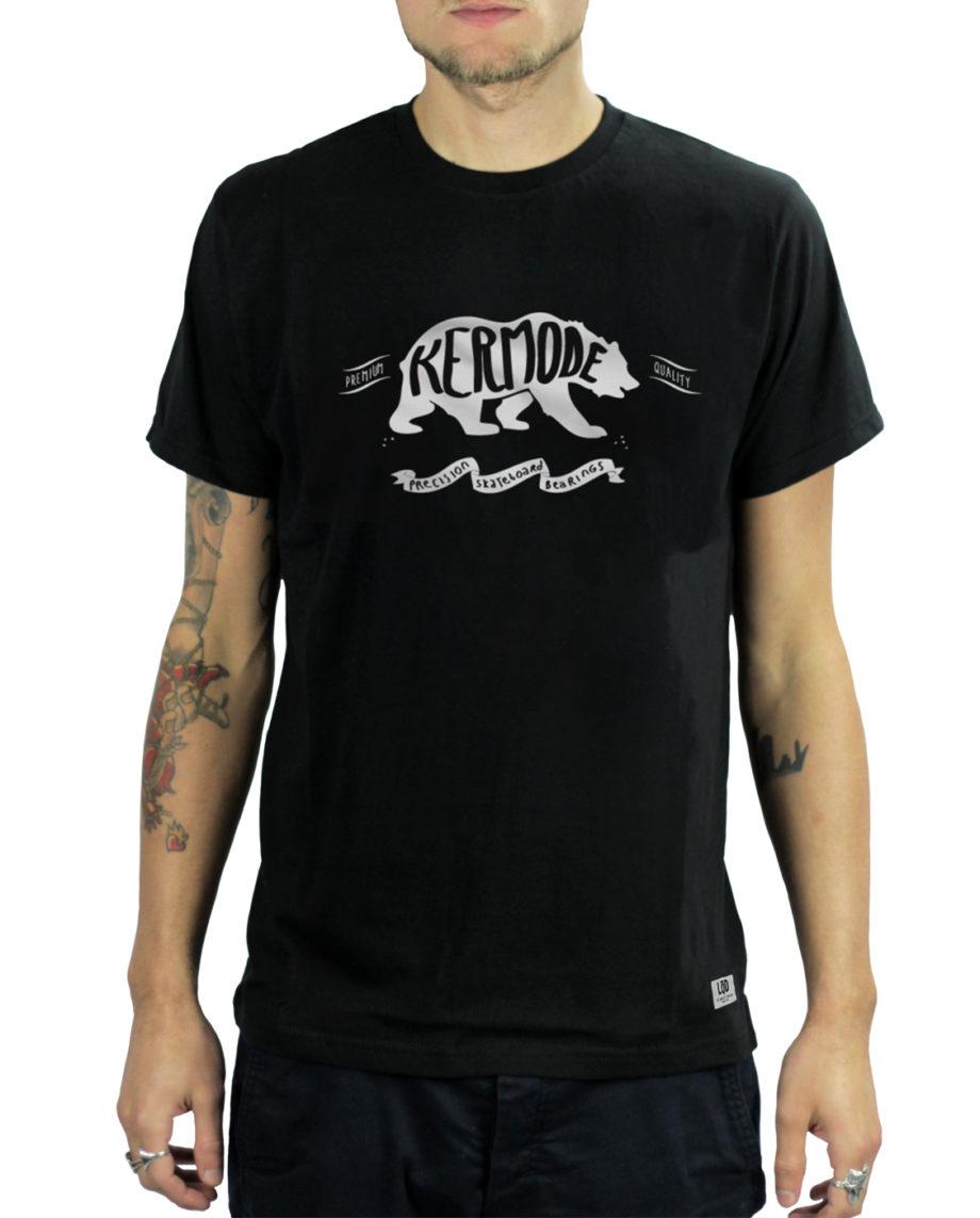 LQD Kermode Black t shirt