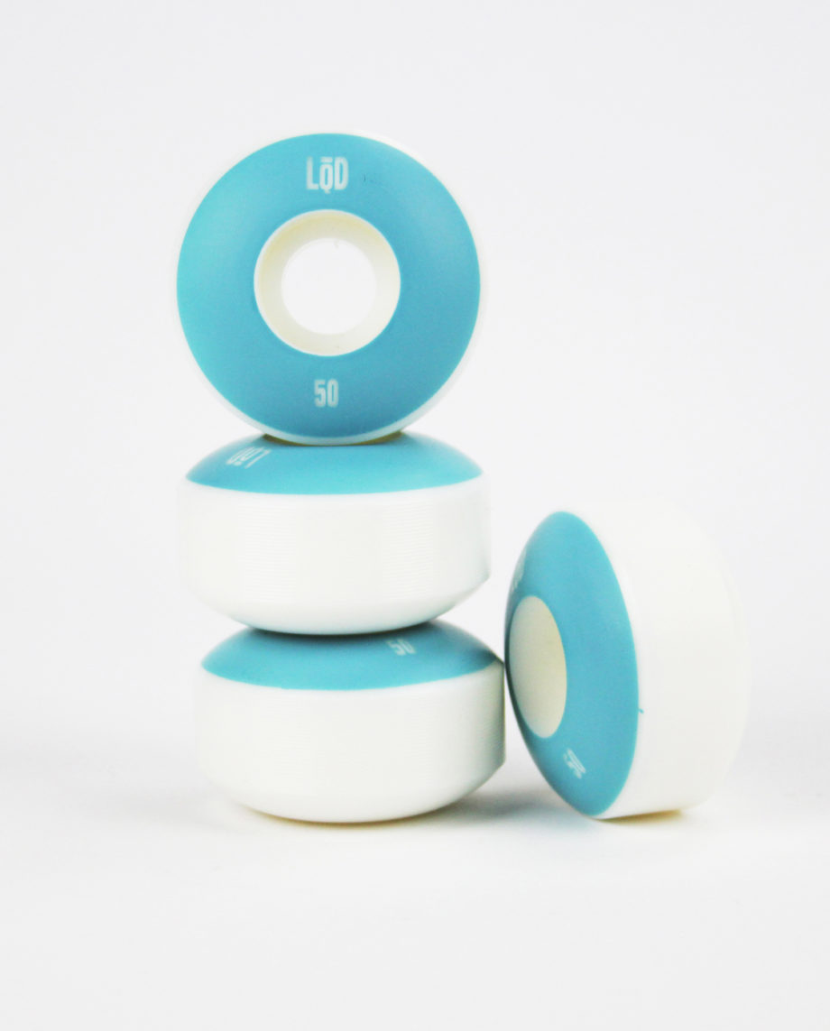 LQD Simple wheels 50mm skateboard wheels
