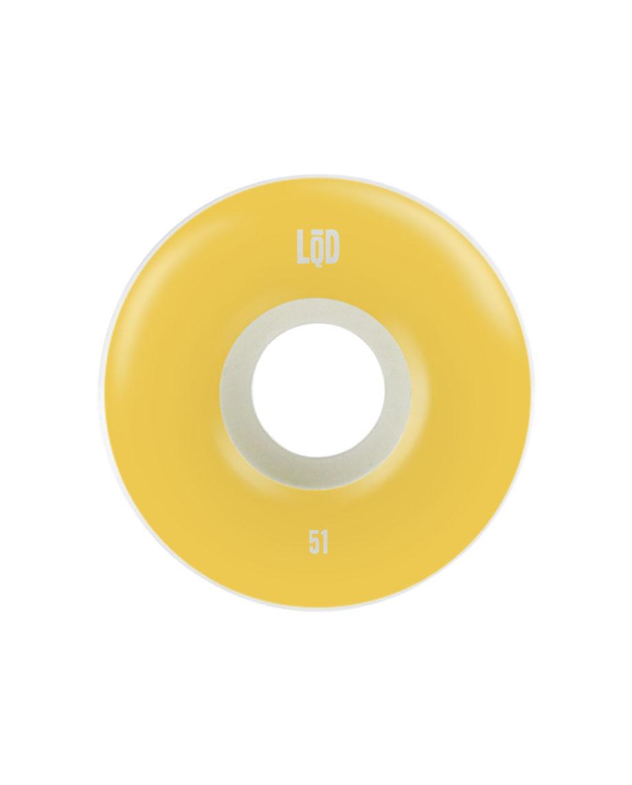 LQD Simple wheels 51mm skateboard wheels